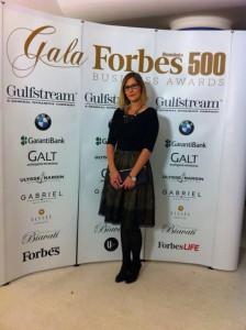 Forbes Gala 2014