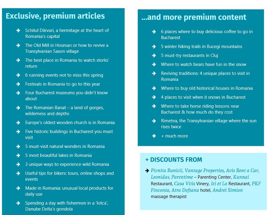 benefits CC Premium