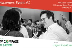 expat newcomers event