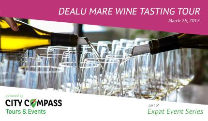 Dealu Mare Wine Tasting Tour